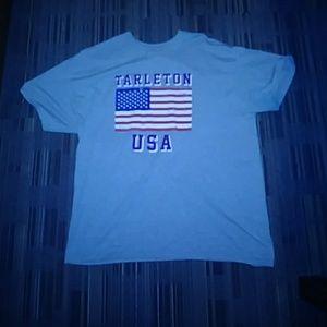 Tarleton USA t-shirt